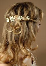 Весільна зачіска 2012 - 23