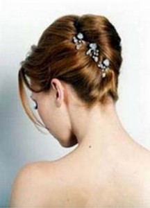 Вечірні зачіски 2011-31