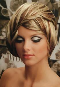 Вечірні зачіски 2011-39