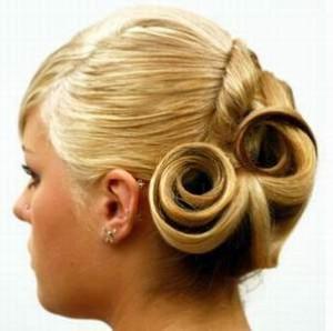 Вечірні зачіски 2011-34