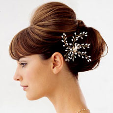 Весільна зачіска 2012 - 9