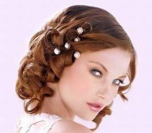 Вечірні зачіски 2011-33