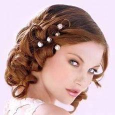 Весільна зачіска 2012 - 10
