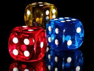 Гадання на гральних кубиках