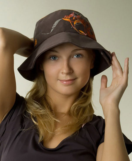 Модний літній капелюх - 11