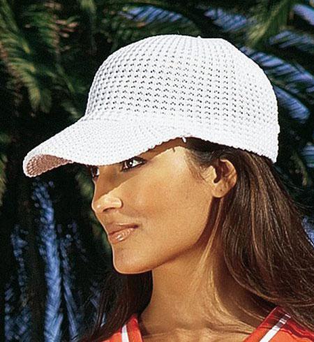 Модний літній капелюх - 3