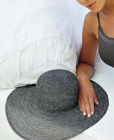 Модний літній капелюх - 4