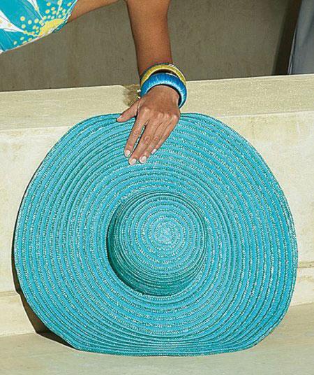Модний літній капелюх - 5