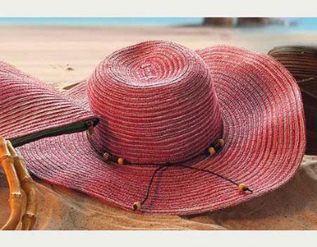 Модний літній капелюх - 7