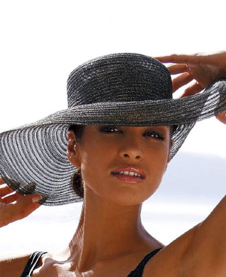 Модний літній капелюх - 9
