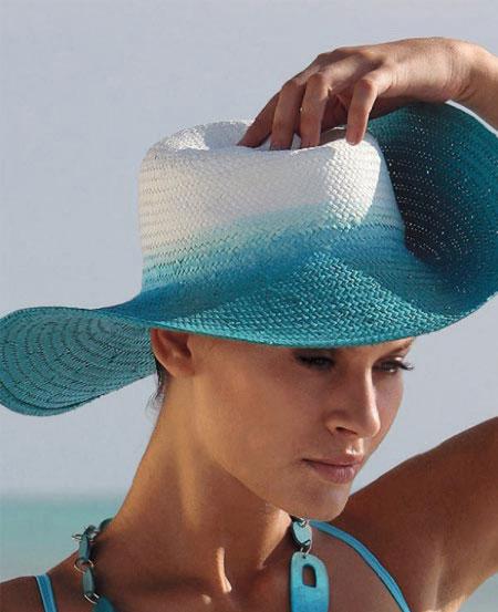 Модний літній капелюх - 10