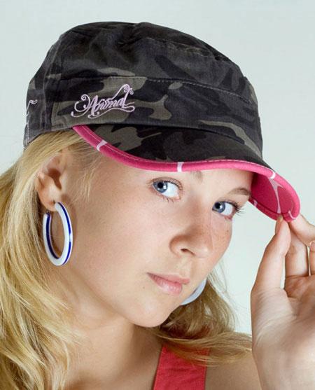 Модний літній капелюх - 12