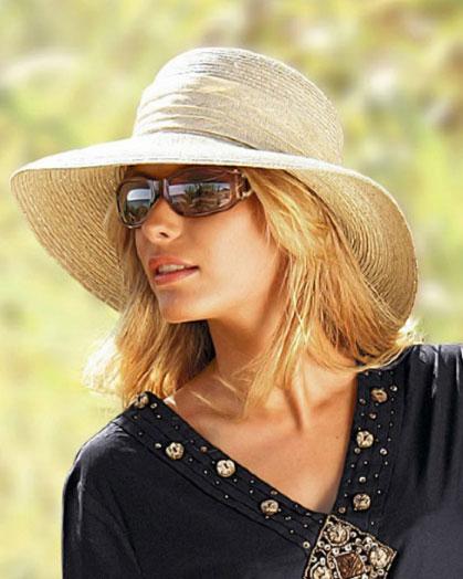 Модний літній капелюх - 13