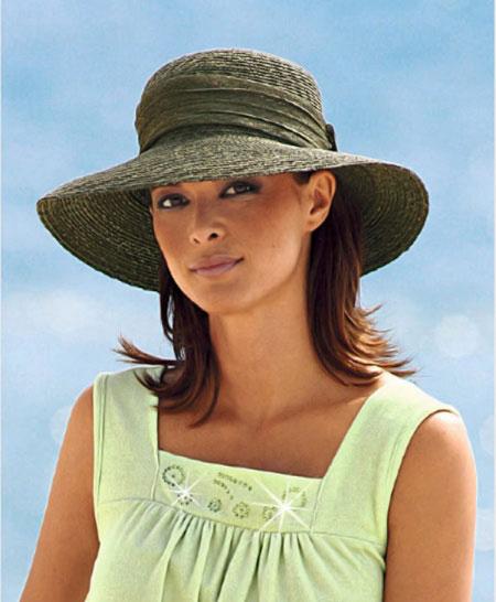 Модний літній капелюх - 14
