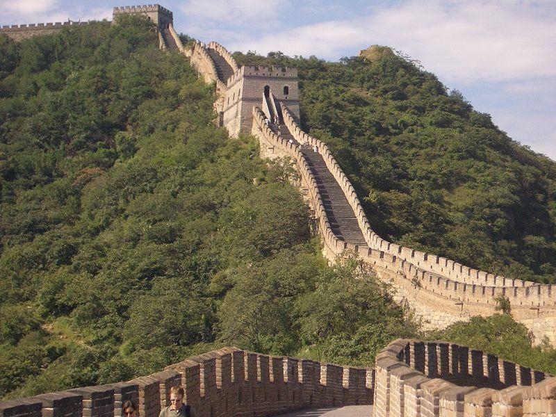 Велика Китайська стіна сьогодні