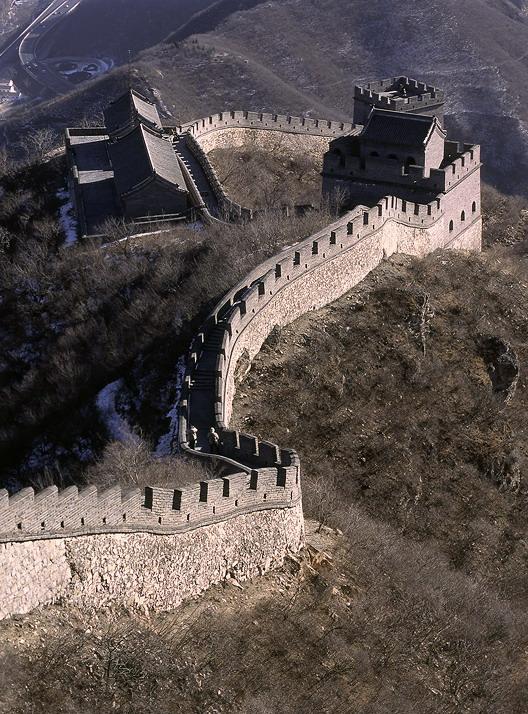 Історія Великої китайської стіни
