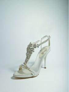 Весільне взуття № 16