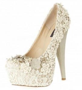 Весільне взуття № 32
