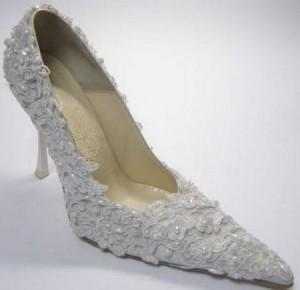 Весільне взуття № 18