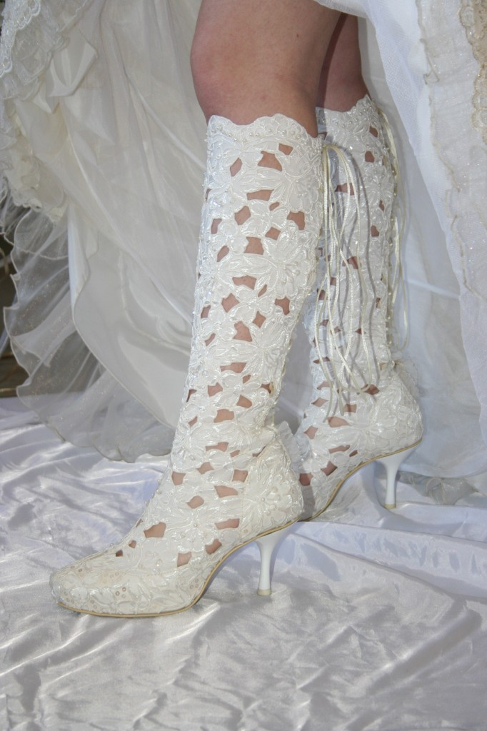 Весільне взуття № 2