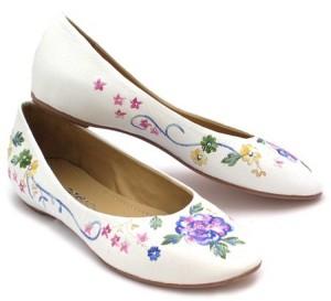 Весільне взуття № 24