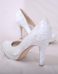 Весільне взуття № 7