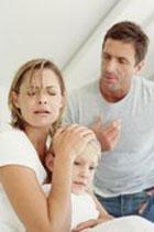 Як розлучення впливає на дітей