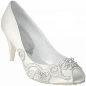 Весільне взуття № 10