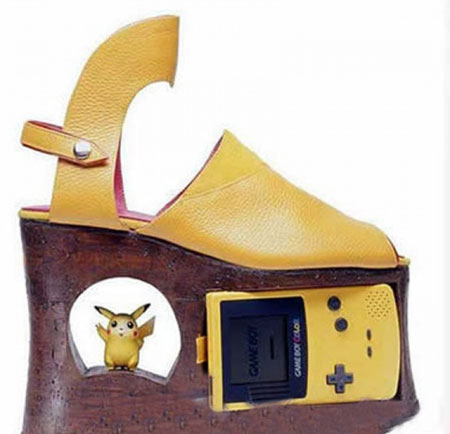 Оригінальне взуття - 19