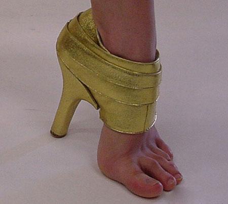 Оригінальне взуття - 50