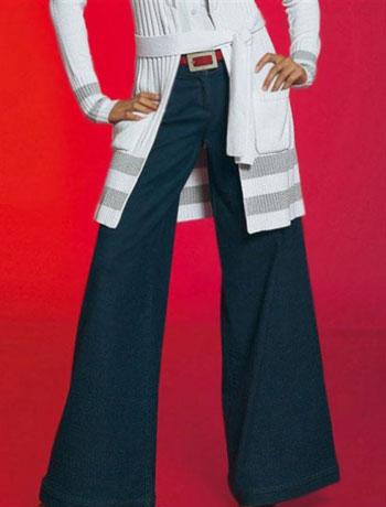 Стильні джинси - 11