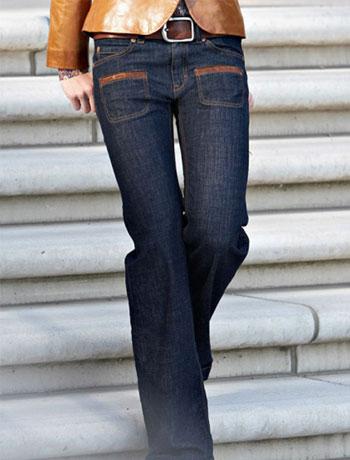 Стильні джинси - 14