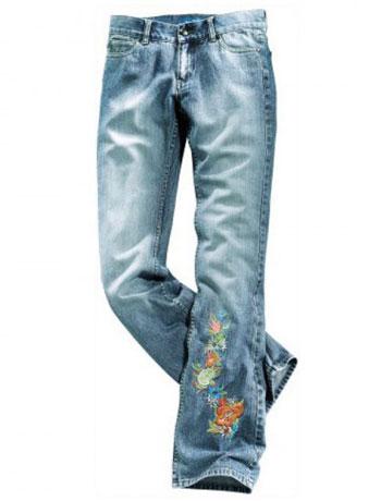 Стильні джинси - 18