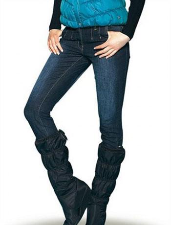 Стильні джинси - 2