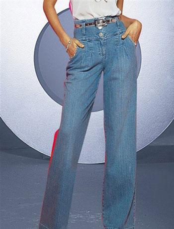 Стильні джинси - 20