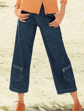 Стильні джинси - 23
