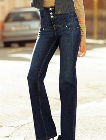Стильні джинси - 33