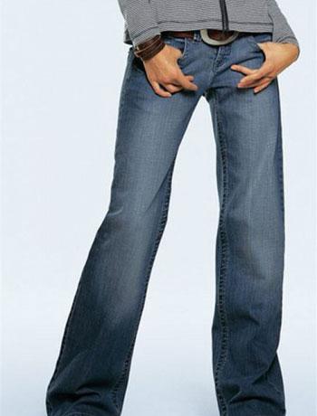 Стильні джинси - 34