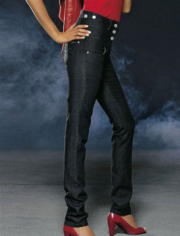 Стильні джинси - 40