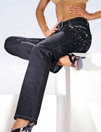 Стильні джинси - 51