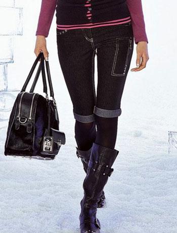 Стильні джинси - 6