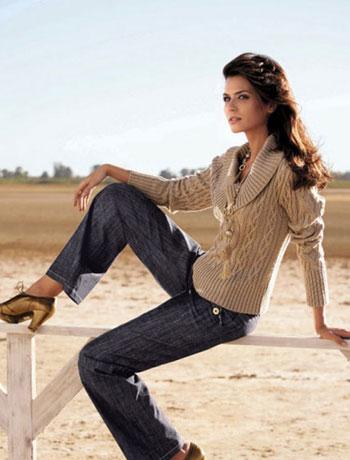 Стильні джинси - 8