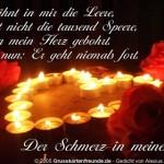 Вірші про кохання на німецькій з перекладом