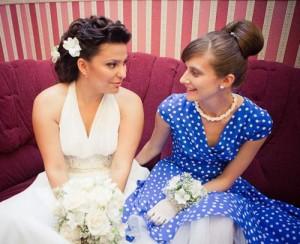 Дружка і наречена