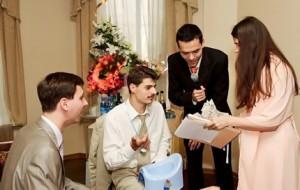 Обов'язки свідка на весіллі