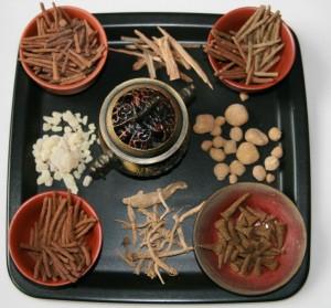 Рецепт порошкоподібних пахощів