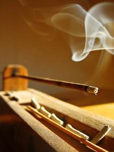 Рецепт в'язких пахощів