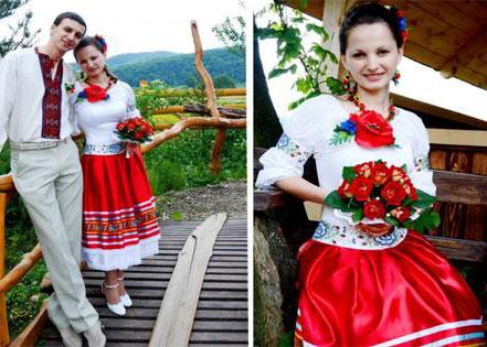 Етнічні весільні сукні - фото 11