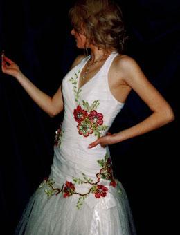 Етнічні весільні сукні - фото 16