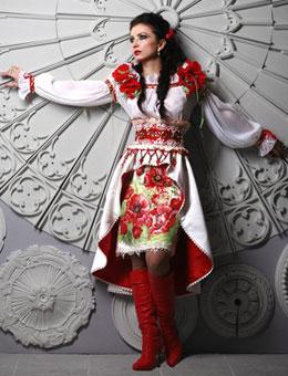 Етнічні весільні сукні - фото 2